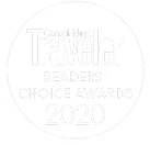 CondeNast's Traveler Badge